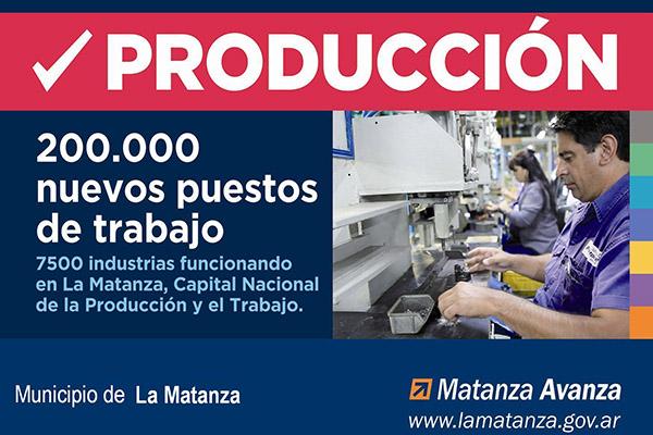 La Matanza - Producción 2016/10