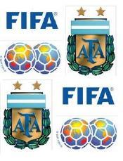 FIFA, AFA y el Gobierno un solo corazón
