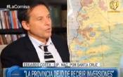Diputado Eduardo Costa sobre la Ruta del Petróleo K