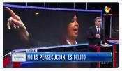 Editorial de Majul sobre situación procesal de De Vido y Cristina Kirchner